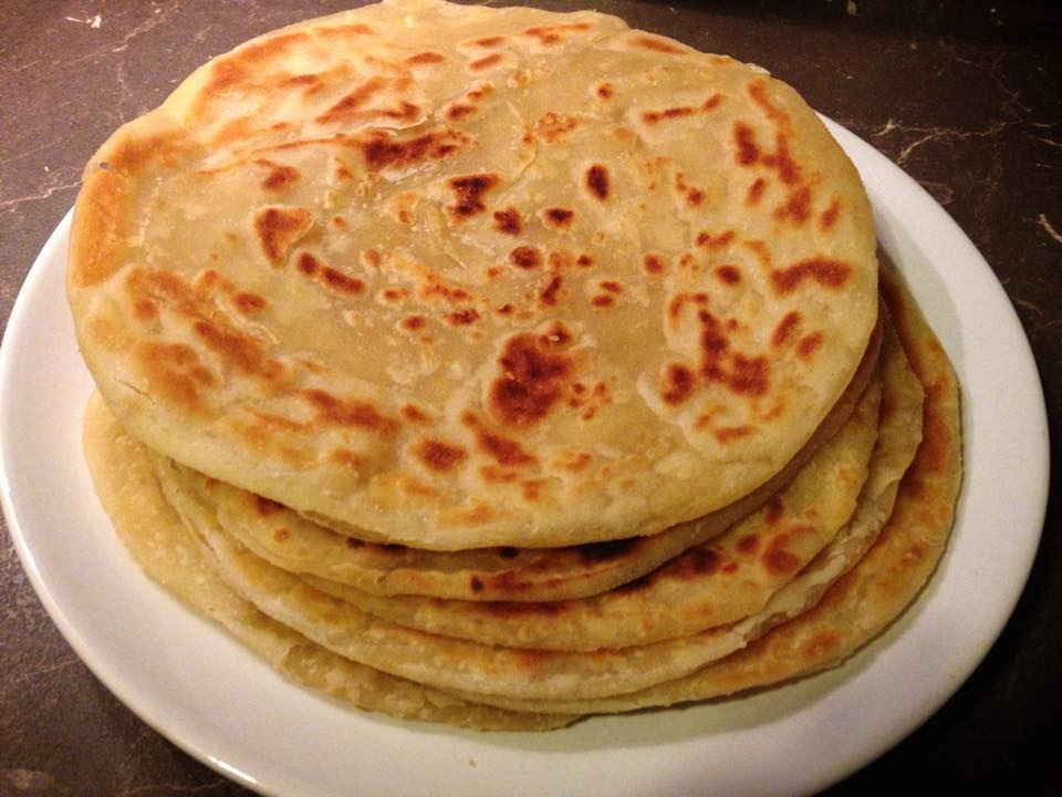 Kenya Food Recipes Chapati